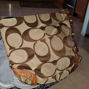 Lg coach bag..
